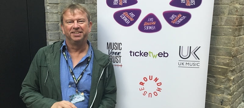 Mark Davyd, Music Venue Trust, Manifesto for Music Venues 2017