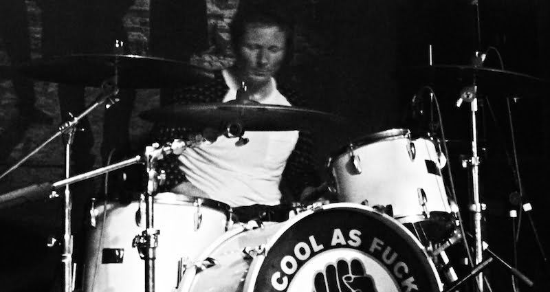 Craig Gill, Inspiral Carpets, Nottingham Rescue Rooms, 2014, Diego Sideburns