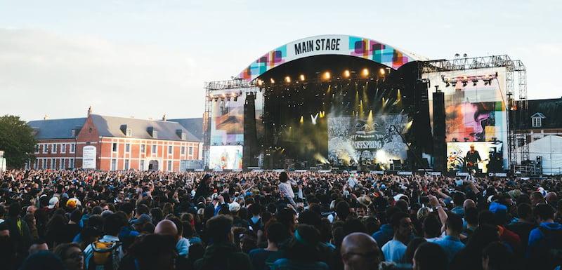 Main Square Festival 2016, Paris, Live Nation Festival Passport