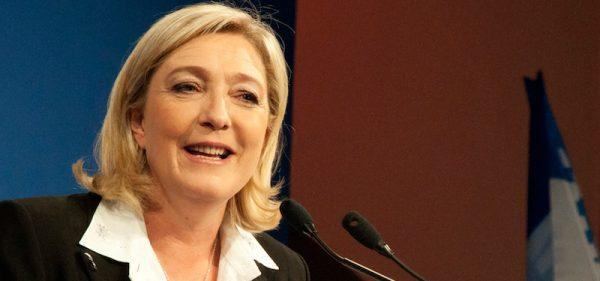 Marine Le Pen, Front National (FN), Rémi Noyon