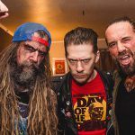 Rob Zombie, Tobias Forge, Stephan 'Der W' Weidner, Maximus Festival, Buenos Aires, 6 May 2017, Move Concerts