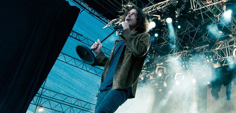 Chris Cornell, Quart Festival 2009, Jørund F. Pedersen