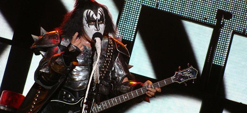 Gene Simmons, Kiss, Azkena Rock 2010, Alberto Cabello