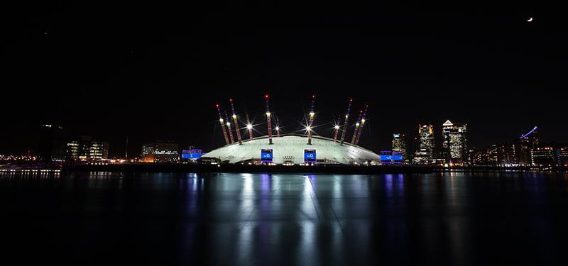 The O2, London, AEG Europe, LiveStyled