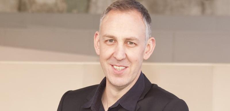Tony Grybowski, CEO, Australia Council
