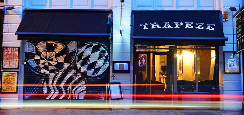Trapeze Bar, London, Miroma Leisure Ltd