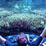 EDM DJ, crowd, PwC Outlook 2017