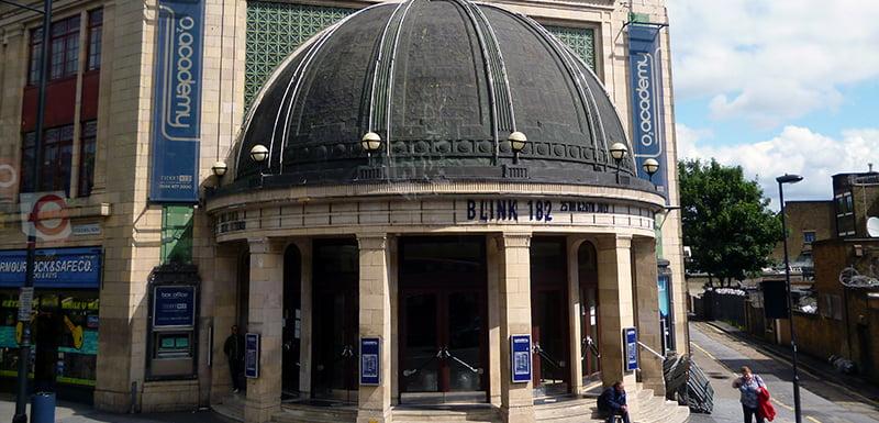 O2 Academy, Brixton