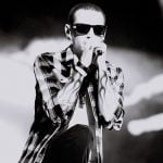 Chester Bennington, Linkin Park, Singapore, September 2011, Flairfolio Photography