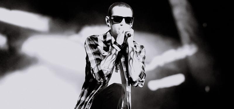 Chester Bennington, Linkin Park, Singapore, September 2011, Flairfolio Photography