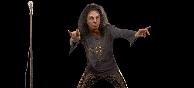 Ronnie James Dio hologram, Wacken Open Air 2016, Eyellusion, Dio Returns tour