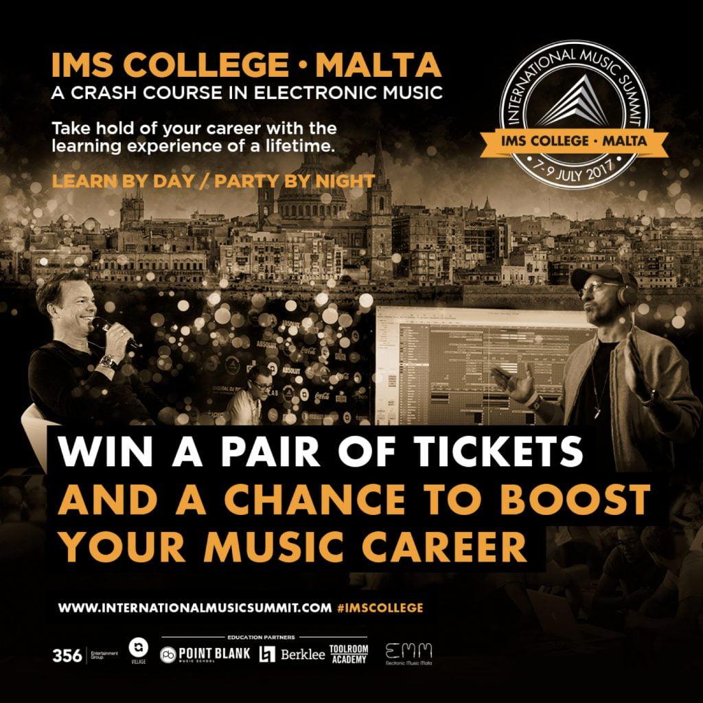 IMS College Malta 2017 competition
