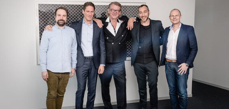 Matt Schwarz, Ralph P. Schuler, Wolfgang Sahli, Andre Lieberberg, René Götz, Live Nation Swizterland, Live Nation GSA, First Event AG, Openair Frauenfeld