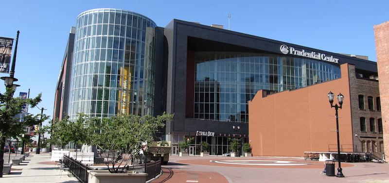 Prudential Center, Newark, New Jersey