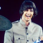 Ringo Starr, The Beatles, Shea Stadium, 1965