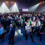 Space by Echo Arena Liverpool launch party