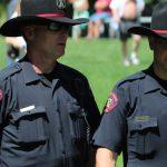Calgary police officers, Canada Day 2014, davebloggs007/Flickr