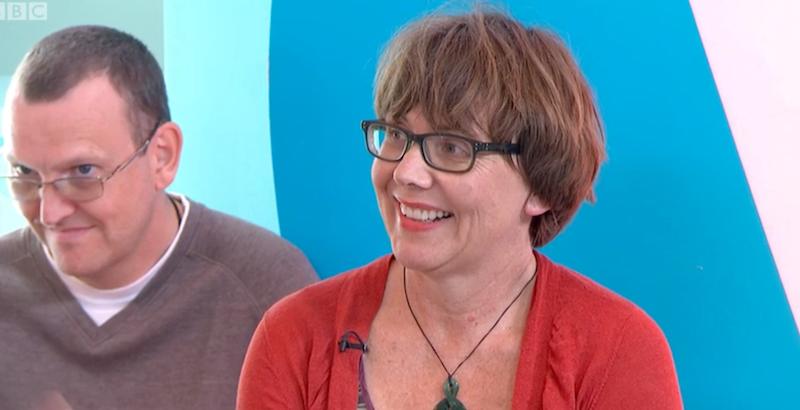 Claire Turnham of Victim of Viagogo on the BBC Watchdog programme