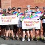 APL charity cycle ride 2016 riders