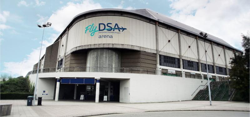 FlyDSA Arena, Sheffield