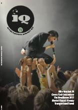 IQ Magazine Issue 73 cover