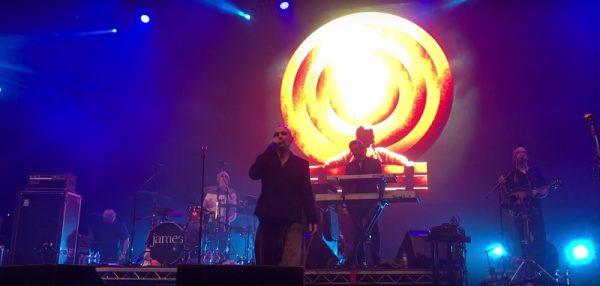 James, Hope & Glory Festival 2017, Liverpool