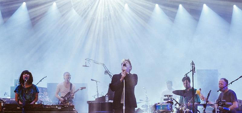 LCD Soundsystem, Pitchfork Music Festival 2017, Chicago, Eventbrite/Ticketfly