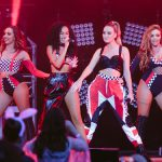 Little Mix, Scarborough OAT, July 2017