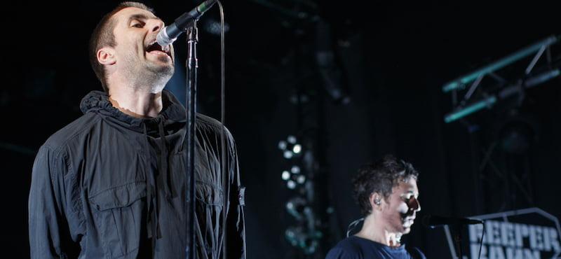 Liam Gallagher, Reeperbahn Festival 2017