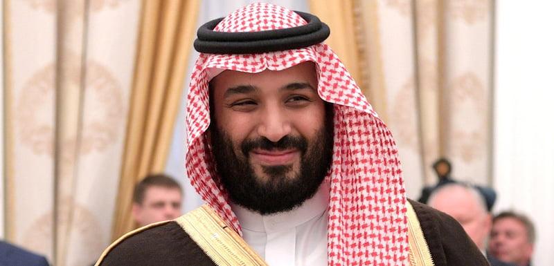 Saudi crown prince Mohammed bin Salman is chairman of the PIF