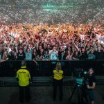 We Are Manchester concert, Manchester Arena, Showsec