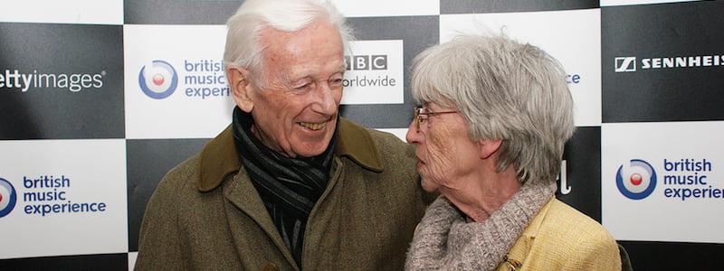 Harold and Barbara Pendleton