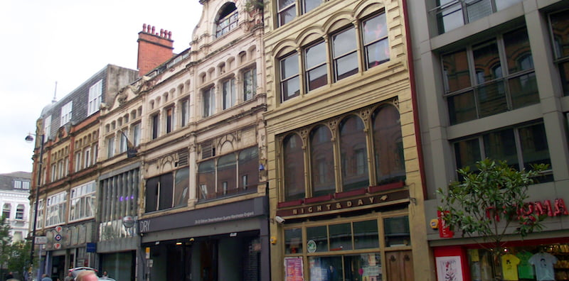 Night and Day Cafe, Manchester