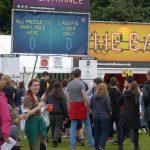 Festival bar, Trnsmt 2017, Bobatoo study