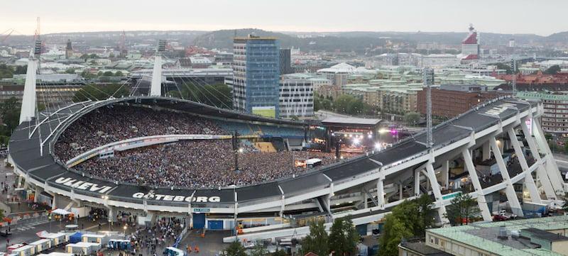 Bruce Springsteen, Ullevi, 2016, Got Event, Sweden