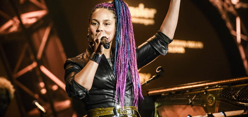 Alicia Keys, Baloise Session 2017