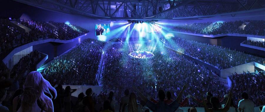 Bristol Arena, SMG Europe, Live Nation