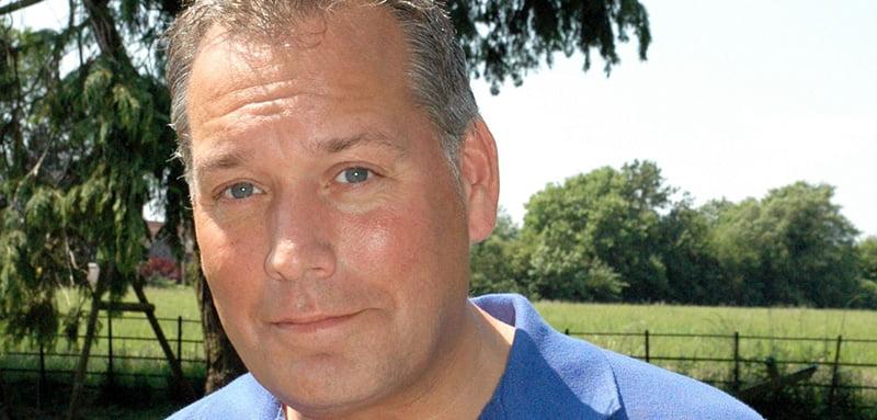 David Warburton MP