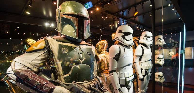 Star Wars Identities, X3, Lucasfilm, touring expos feature 2017