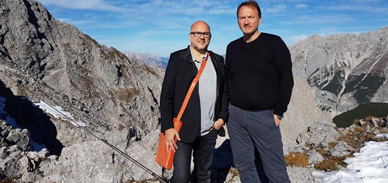 Andreas Schubert, Markus Hartmann, Celsius Management