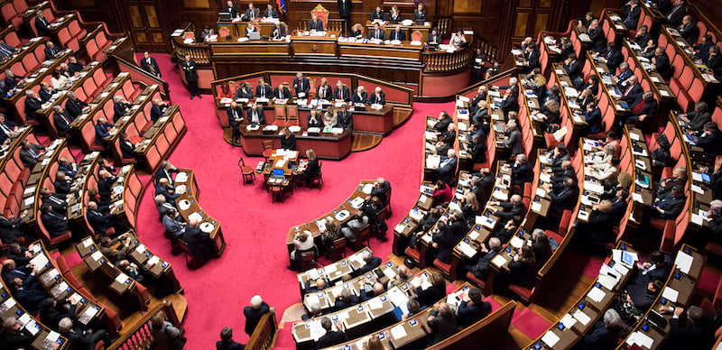 Act 4652 has been approved by the Italian senate