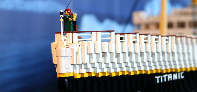 Travelling Bricks, World Touring exhibitions