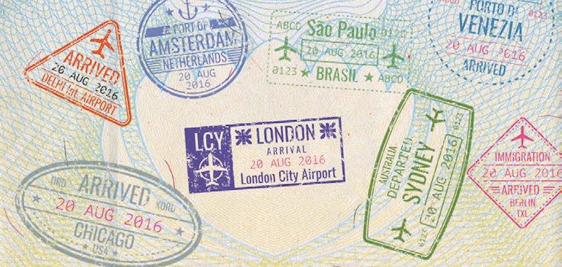 Visas & work permits