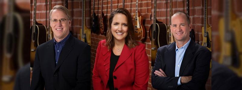 Joe Berchtold, Kathy Willard, Michael Rowles