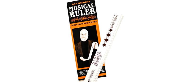 Dan Wieden's Musical Ruler