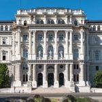 Palace of Justice, Vienna, Oberlandesgericht Wien (OLG)