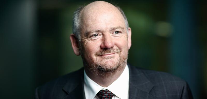 Richard Cousins, Compass Group