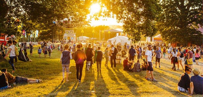 Eridge Park, Black Deer festival