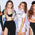 Little Mix Glory Days press shot