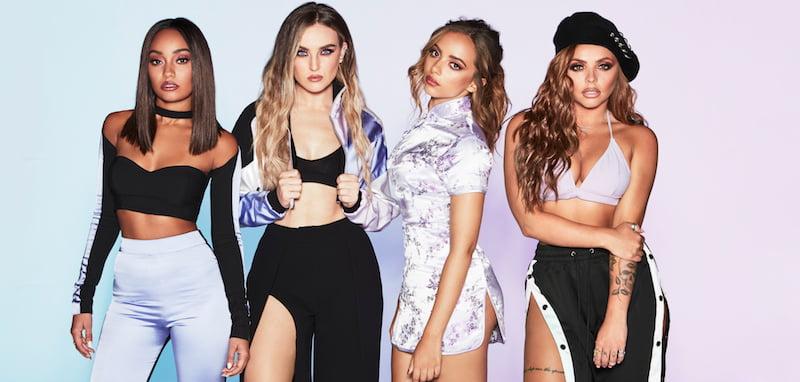 Little Mix Glory Days press shot